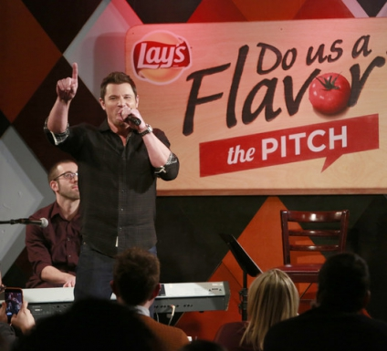 Frito Lay Gets In Pitch Competition Biz: Offers $1 Million For Next Great Flavour @LAYS @NickLachey @matrixthinker