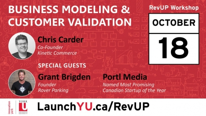 Have A Business Idea That You Think Is Worth Pursuing? @LaunchYU_York Revup Can Help #empowering @matrixthinker #startup #entrepreneurship
