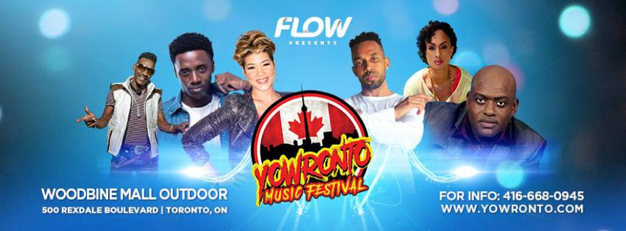 The Legendary Eric Donaldson Will Perform at @YOWronto #Music #Festival in Toronto, Canada - Buy Advance Tickets Now @matrixthinker