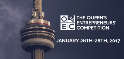 Queens Entreprenuers Competition Offers $60,000 In Prizes To The Top Team @theqec @matrixthinker