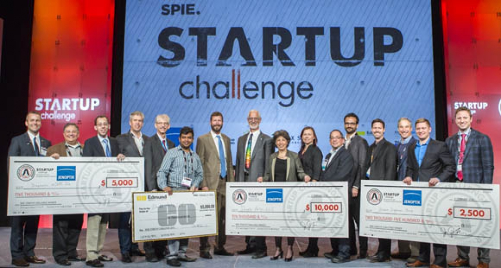 SPIE Launches 'Photonics Fast Pitch Lunch' for Experienced Entrepreneurs Raising Funds at Photonics West  @SPIEtweets @matrixthinker