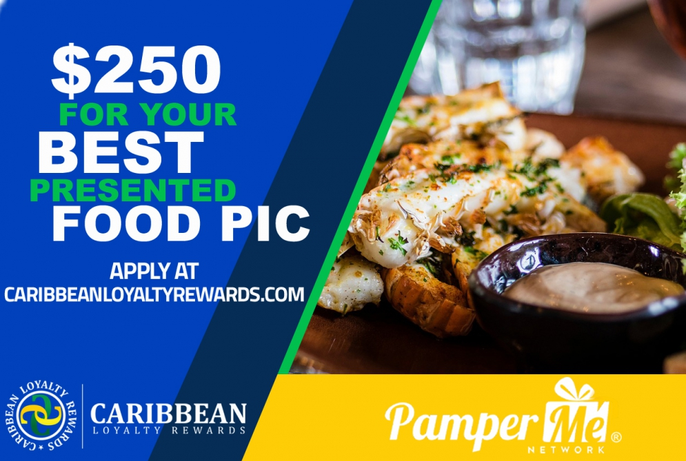 $250 For The Best Presented #Food Photo - Sponsored by Welcome To America: The Caribbean Musical @matrixthinker @thecaribcurrent #foodies
