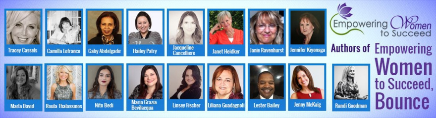 16 Fantastic Leaders Take Stage @ Empowering Women To Succeed Event - See You There @RandiConnects @matrixthinker #experts