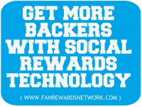 Social Rewards Technology Is Helping Crowd Funders To Secure More Backers @matrixthinker