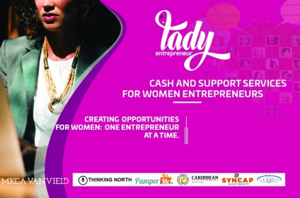 Lady Entrepreneur Offers Up To $25,000 In Cash And Support Services To Women Entrepreneurs @realladyent @matrixthinker