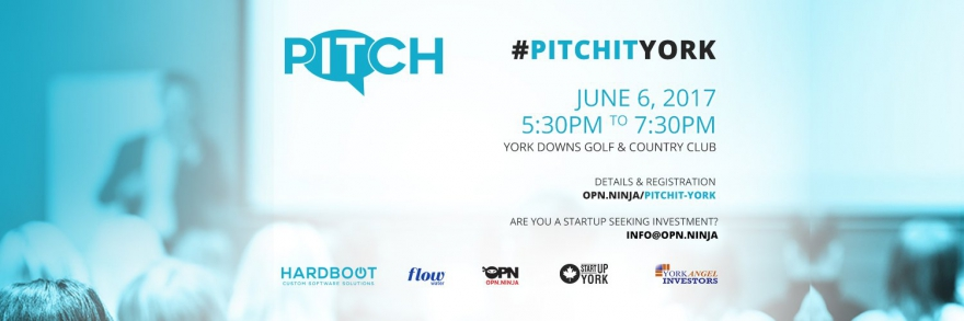 #PitchItYork Helps #StartUp Entrepreneurs Improve Their Pitch @YorkAngels @matrixthinker @StartupYork #crowdfunding #business #innovation