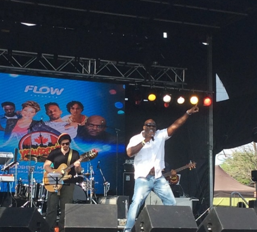#Canada150 Festivities Are Just Beginning At FLOW @YOWronto Music Festival. Buy Day 2 Advance Tickets #foodie #foodies #tessannechin #soca @thecaribcurrent