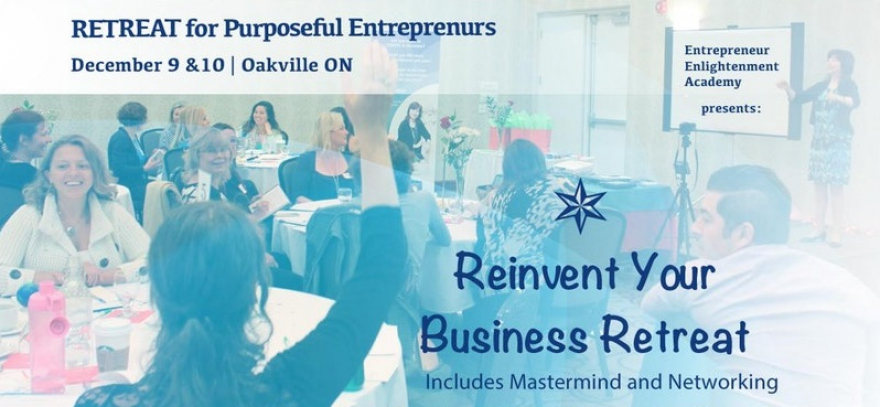 #Entrepreneur #Enlightenment Academy Hosts A 2 Day 'Reinvent Your Business' Retreat @irinastrategic  #businessevent #businesscoaching #businessstrategy #purpose #businesspurpose #businessretreat #businessprofits #entrepreneurship