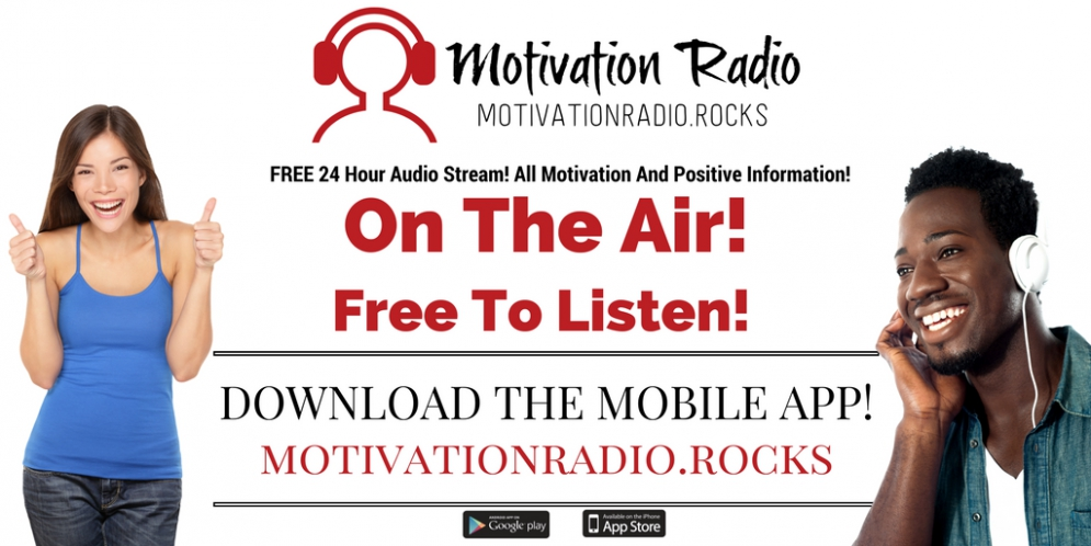 Motivation Radio Network Joins Forces With PMN To Rollout 24HR #Radio Network Dedicated To Success @motivatemeradio