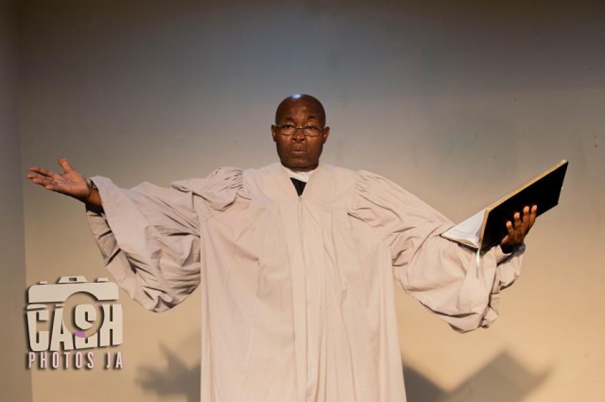 Maxwell Grant Portrays Pastor Joe Magnus In David Tulloch's 'Bad Breed'. Get Your Tickets Now @caribloyalty @thecaribcurrent