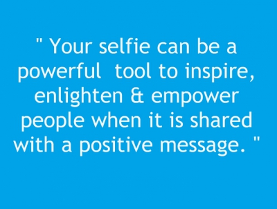 Changing The World By Inspiring People To Share Positive Messages Online